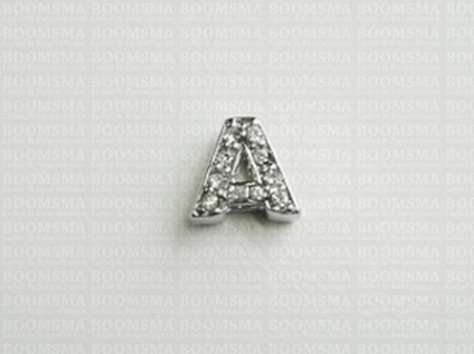 Bling letters A - afb. 1