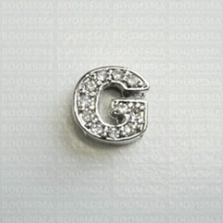Bling letters G - afb. 1
