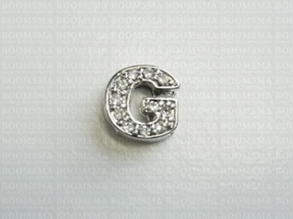 Bling letters G - afb. 2