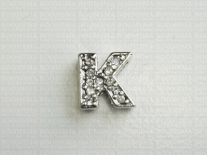 Bling letters K - afb. 1