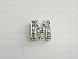Bling letters M