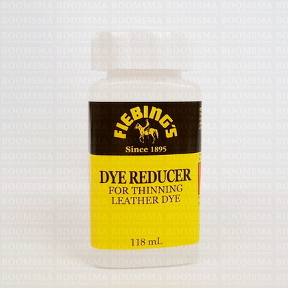 Fiebing's Dye Reducer 118 ml  - afb. 1