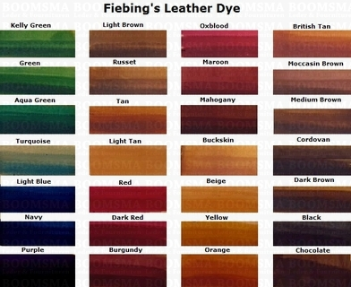 Fiebing's Leather dye grote fles bruin - afb. 2