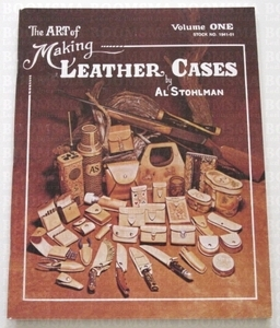 Leather cases volume one 120 pagina's  - afb. 1