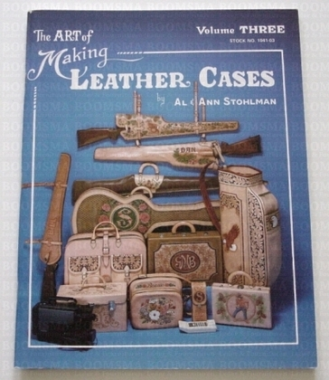 Leather cases volume three 116 pagina's  - afb. 1