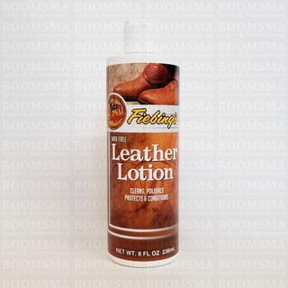 Fiebing's Leather Lotion 236 ml (8 oz)  - afb. 1