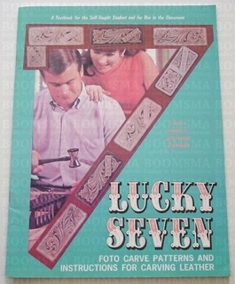 Lucky seven 33 pagina's  - afb. 1
