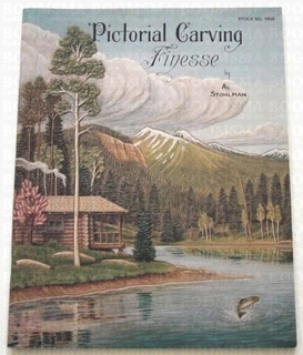 Pictorial carving finesse 72 pagina's  - afb. 1