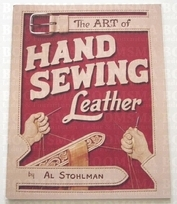 The art of handsewing leather 72 pagina's