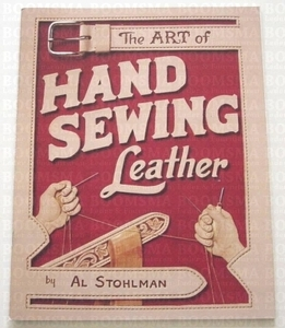 The art of handsewing leather 72 pagina's  - afb. 1