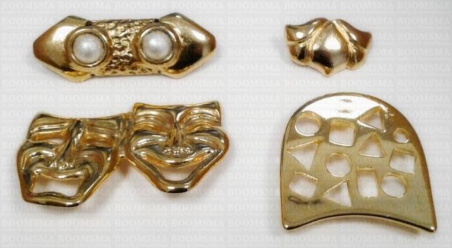 Versiering diverse goud versiering met parels online kopen for Versiering goud
